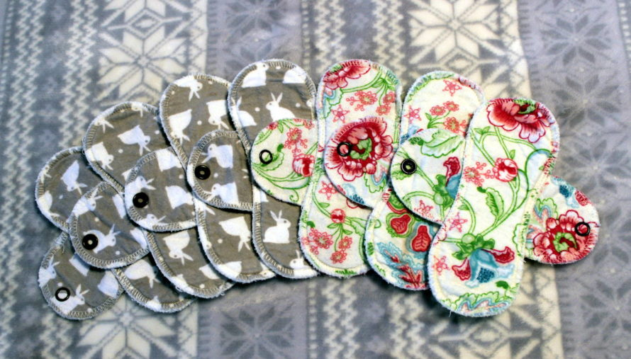 gladrags pantyliners